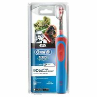 Braun Oral-B Stages Vitality Kids Electric Toothbrush for Children Star Wars