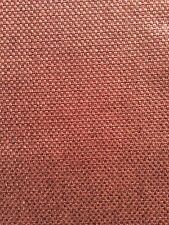 Curtain Sample Rem Thick Fabric Blind Cushion Craft 144x91cm Rusty Red Brown