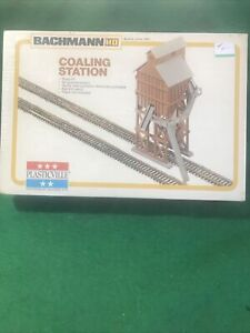 Bachmann HO scale - #2808 Coaling Station kit (HO9742)
