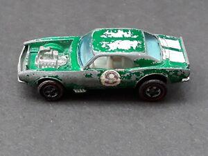 Vintage Redlines Heavy Chevy Green 1969 HK