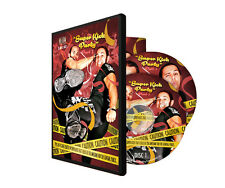 Official ROH Ring of Honor The Young Bucks: Superkick Party: Part 1 (2 Disc) DVD