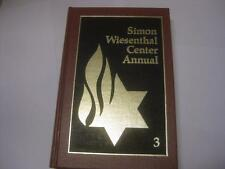 Simon Wiesenthal Center Annual 3 HOLOCAUST