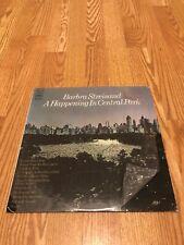 Barbara Streisand Record, A Happening In Central Park Album, LP, Vinyl, Columbia