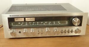 Vintage Kenwood KR-6030 Receiver, Excellent Working Condition, Serviced