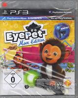 Eyepet - Move Edition ( PlayStation 3 )