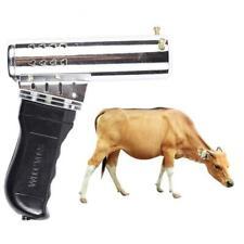 Electric Fast Heating Airgun Cattle Head Dehorner Calf Chamfer Iron Ceramic Tool