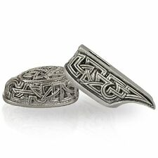 CELTIC Knife Finger Guard & Pommel for Making Custom Knives Handles Supplies