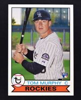 2016 Topps Archives #174 Tom Murphy RC - NM-MT