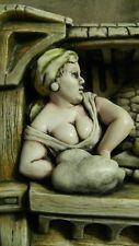 Wimberley Tales The Baker Premiere Edition Picturesque Rare Busty Woman