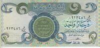 Irak 1 Dinar Kassenfrisch