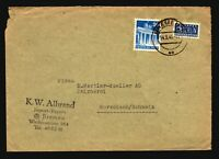Germany Mi# 89EF On Cover  - Z15634