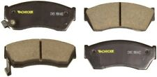 Disc Brake Pad Set-Convertible Front Monroe CX451