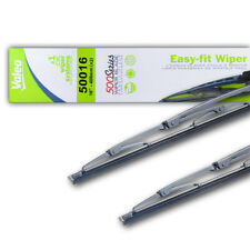 """NEW PAIR OF 16"""" OEM WIPER BLADES FITS CHEVROLET G10 G20 G30 3799875 76630SWAA02"""