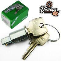 Classic Mini MGB Midget Jaguar Land Rover Genuine Lucas Ignition Barrel & Keys