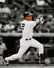 "DEREK JETER ""Spotlight"" New York Yankees LICENSED un-signed poster 8x10 photo"