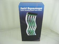 Aquascape-Swirl RILASSANTE ELETTRONICO Aquascape. CAMBIA COLORE BUBBLE Aqua