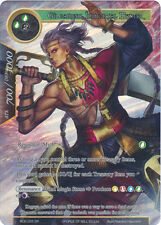FULL ART Gilgamesh, Immortal Hunter -SR- RDE-026 -NM- FoW Return Dragon Emperor