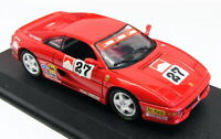 Detail Cars 1/43 Scale ART400 - 1995 Ferrari F355 Racing - Red