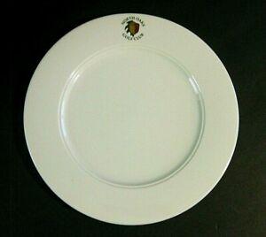"North Oaks Golf Club (Minnesota) Plate Dinnerware 12-1/4"" Homer Laughlin GGA"