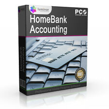 Home Accounting Bookkeeping Personal Finance Software Computer Program