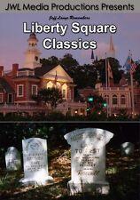 Walt Disney World DVD Liberty Square, Original Haunted Mansion, Fink Keel Boats