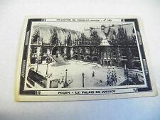 image chocolat menier n° 460 : palais de justice de Rouen