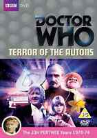 Doctor Who - Terror Of The Autons (Edición Especial) Dr Pertwee sin Sellar /