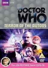 Doctor Who - Terror of the Autons (édition spéciale) PARFAIT ÉTAT - dispatch24h