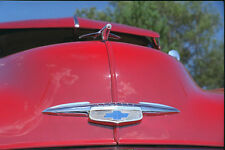 465037 1951 Chevrolet Deluxe A4 Photo Print