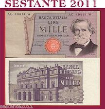 ITALY  ITALIA  1000 1.000 LIRE VERDI 2° TIPO 10.1. 1977,   P. 101e,   FDS / UNC
