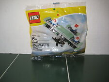 Lego Exclusive Sopwith Camel #40049  65 Pieces PolyBag