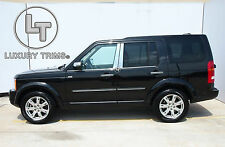 Land Rover LR3 Stainless Steel Chrome Pillar Posts by Luxury Trims 2005-2009 4pc