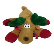 Small Reindeer Beanbag Plush Christmas Friend and Decor by Collector's Choice