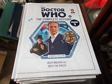 DOCTOR WHO THE COMPLETE HISTORY ISSUES 1-29 HACHETTE HARDCOVER - SELECT/NEW
