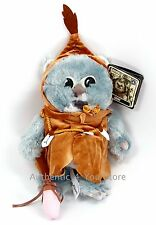 "NEW Disney Parks Exclusive Star Wars Ewok KAINK Plush 9"" Doll Toy"