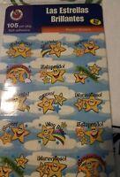Frank Schaffer Spanish Stickers of Encouragement Stickers 105