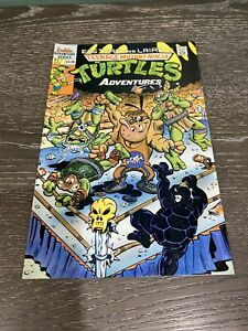 Original  Teenage Mutant Ninja Turtles Adventures, 1989 No. 7 Dec