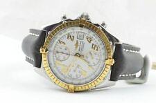 BREITLING CHRONOMAT VITESSE HERREN UHR AUTOMATIK D13050.1 STAHL/GOLD GOLD BEZEL