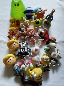 BULK LOT McDonald's collectable happy meal toys