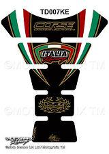 Ducati 748 916 996 998 Motorcycle Tank Pad Tankpad Motografix 3D Gel Protector