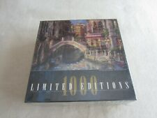 Rose Art:  Over the Bridge Limited Edition Jigsaw Puzzle - FACTORY SEALED