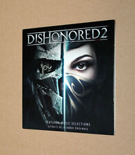 Dishonored 2 Promo Soundtrack Featured Music Selections PS4 Xbox one