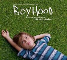 Various Artists - Boyhood (Music From) 2014 - Digipak CD - Very Good Condition