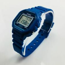 Women's Casio Digital Blue Resin Watch LA20WH-2A