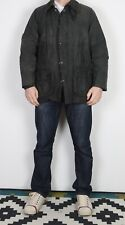"BARBOUR Bedale Wax Jacket Chest 44"" Blue Large XL (CCN)"