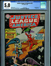 Justice League of America #31 CGC 5.0 1964 DC Comics Silver Age Amricons K12