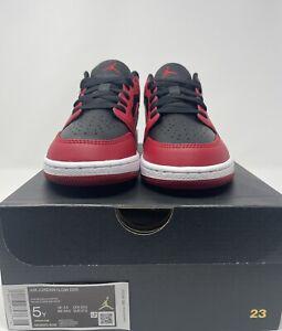 Size 5 - Air Jordan 1 Low 'Reverse Bred