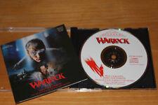 JERRY GOLDSMITH     WARLOCK  ORIGINAL SOUNDTRACK CD ALBUM