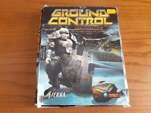 Ground Control RARE PC BIG BOX