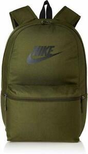 New Nike Mens or Women's Heritage Backpack Bag Choose Color